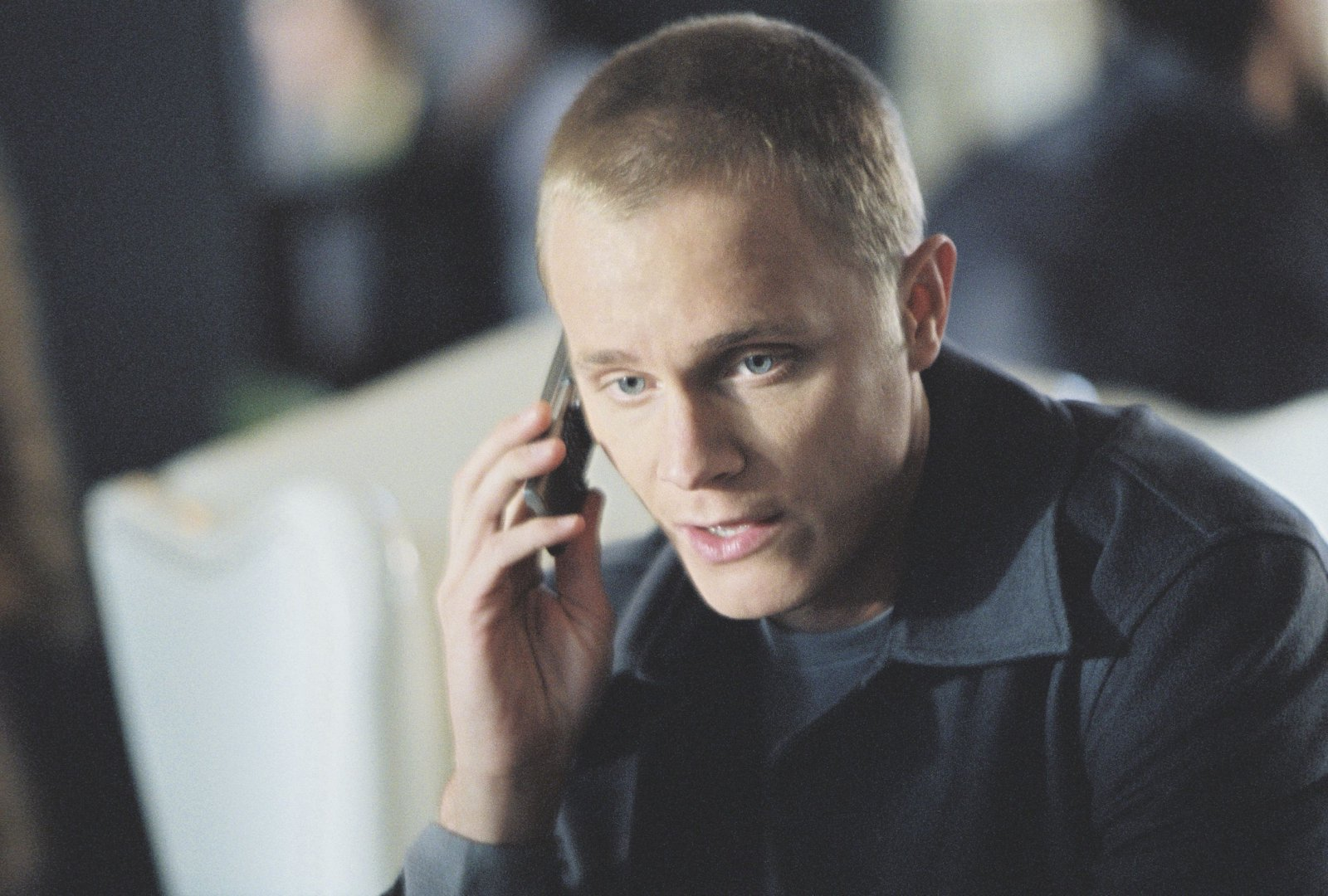 david anders on cellphone sark.jpg