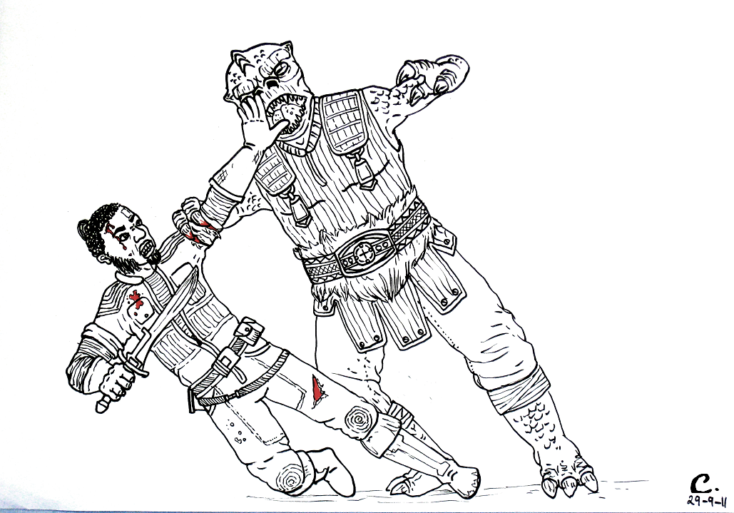 Fan-Art - Conquistadors Kritzeleien | Seite 2 | Projekt Star Wars