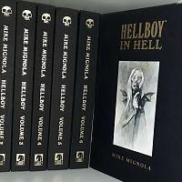 Hellboy Library Edition